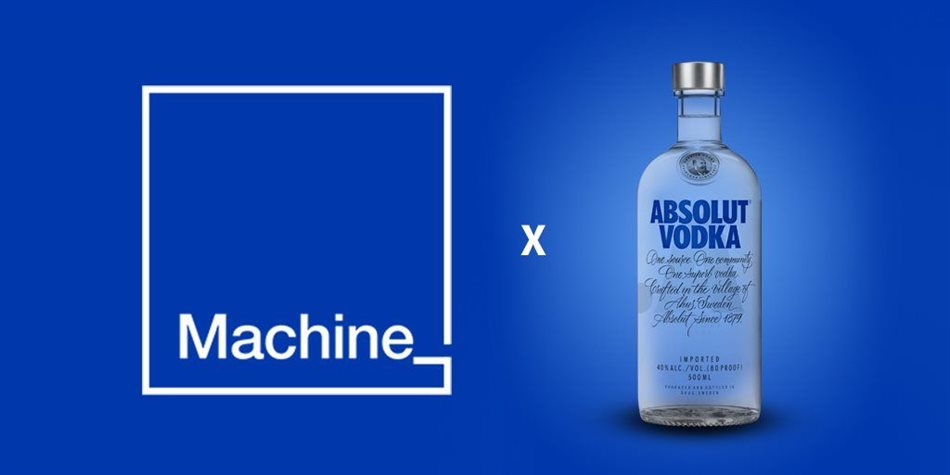 Machine_ wins Absolut Vodka digital account