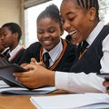 Partnership provides 9 digital libraries for disadvantaged schools