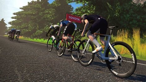 Toyota SA expands its esports strategy to include 2020 UCI Zwift E-Cycling World Champions