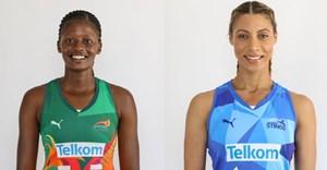 Meet the Telkom Netball League superstars
