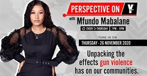 YFM's Perspective On Y talks gun violence