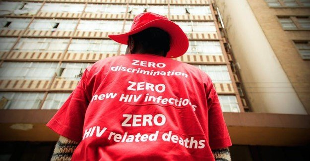 People relying on HIV prevention, care and treatment services have become even more vulnerable because of COVID-19. Foto24/Gallo Images/Getty Images