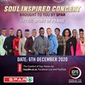 Soul Inspired goes virtual