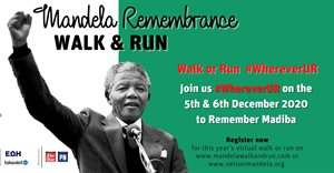 The Nelson Mandela Foundation and Takealot.com enter into merchandise partnership for Mandela Remembrance Walk and Run
