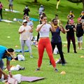 150 fit fans showed up and showed off at the East Coast Radio Summer Body Bootcamp