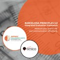 Barcelona Principles 3.0 and measuring brand communication initiatives