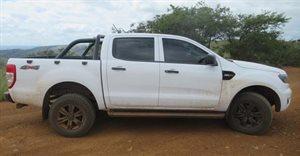 Bundu-bashing in the all new Ford Ranger XL Sport
