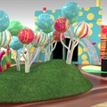 Gateway creates immersive candyland experience for festive visitors