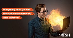 Everything must go with innovative new hardware sales platform