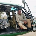 David 'Blackhawk' Simelane appointed as SA's first black game capture pilot