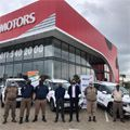 Uniting for safer roads: Kia Motors and Motus partners with Bakwena for festive road safety campaign