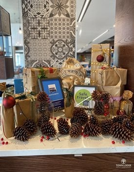 Festive brunch or breakfast now at City Lodge Hotel Group