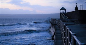 Vertical sea-wall structures continue to protect our coastlines from the impact of climate change