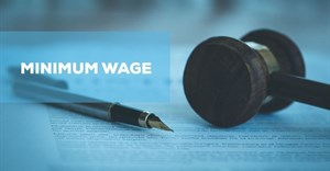 Recommended national minimum wage increase