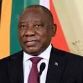 President Cyril Ramaphosa. Image SAnews.gov.za