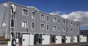 Kensington housing renovated by 'exceptional artisans' from informal settlement