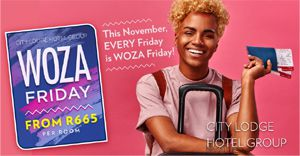 Woza Friday is our gift to you!
