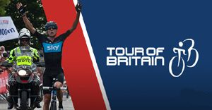 Tour of Britain and DotModus team up for 2021