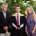 Engineering student wins Stellenbosch University's Chancellor's Medal