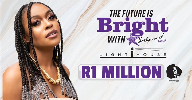 Hollywoodbets, Lighthouse Foundation pledge R1m towards bursary project