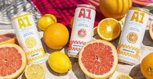 A new totally natural sparkling fruit water with 0 calories infused with real African fruit hits SA this summer