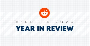 The top Reddit posts and topics of 2020