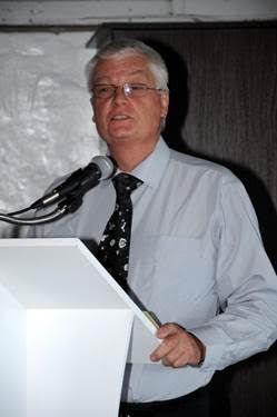 Mike Fitzmaurice, CEO, FESARTA