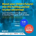 Africa Teen Geeks launches free coding and robotics holiday programme for kids