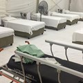 New Covid facilities at Ahmen Al Kadi Hospital in Durban