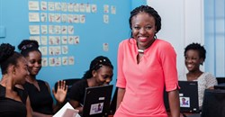 Why women mentoring women is critical for empowering underprivileged girls in Africa