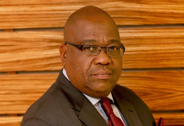 Cyril Vuyani Gamede, CEO of the Construction Industry Development Board