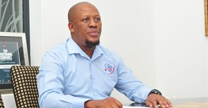 Gaopalelwe Santswere, executive chairperson, South African Young Nuclear Professionals Society