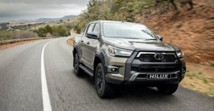 Toyota SA achieves its highest LCV market share ever