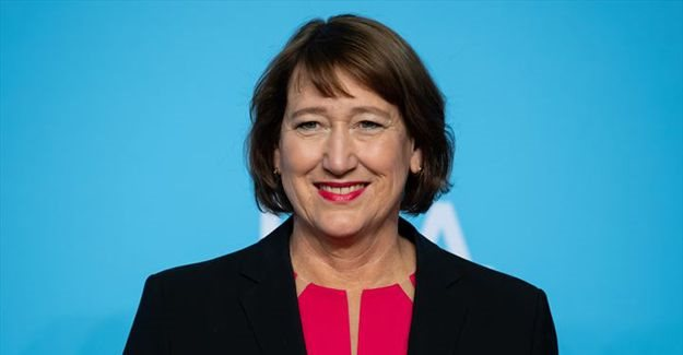 Hildegard Mu¨ller, president of the VDA   photo supplied