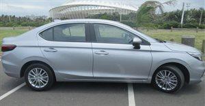 Driven: The all-new Honda Ballade
