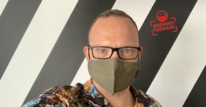 #BehindTheMask: Brandt Botes, CD of design at Old Friend Young Talent