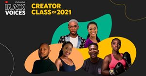 Africa's #YouTubeBlackVoices Creator Class of 2021 named