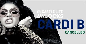 Castle Lite Unlocks Cardi B 2021 cancelled due to Covid-19