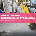 Call for entries: The 3rd annual NHBRC/Gibs Women Empowerment Programme
