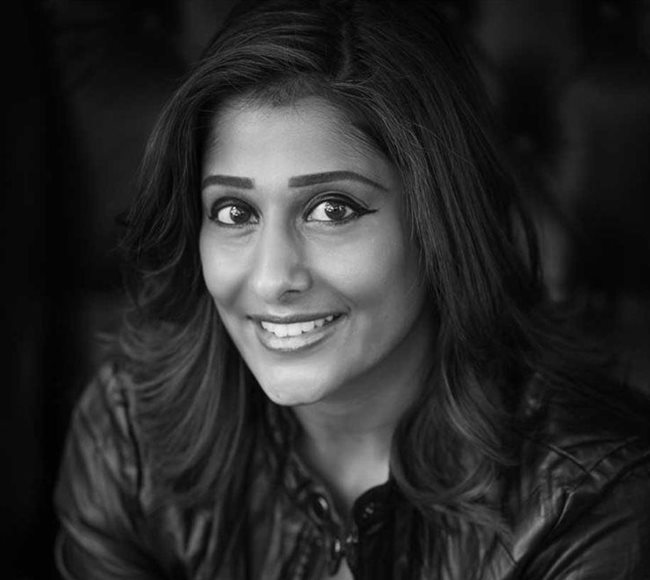 Suhana Gordhan executive creative director of the DUKE Group