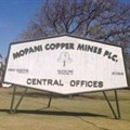 Mopani Copper Mine. Image: ZCCM