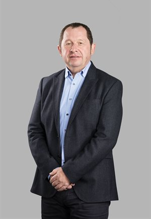 Simon Thomas, international consultant and board member of Megapipes Solutions Limited