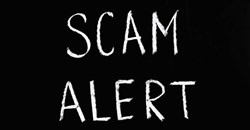 Small business scam alert