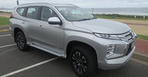 Driven: The all-new Mitsubishi Pajero Sport Exceed 4x4