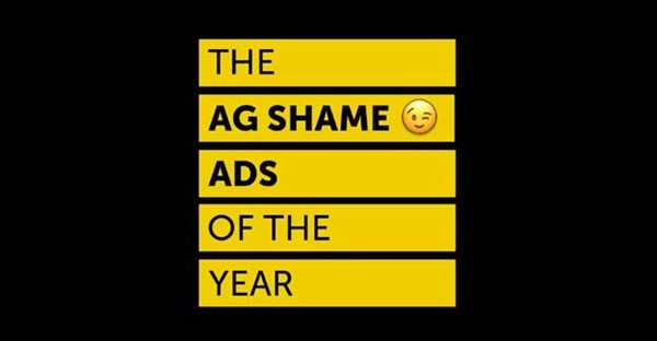 Red & Yellow launches 'Ag Shame' ;) Ads of the Year campaign