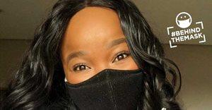 #BehindTheMask: Zanele Potelwa, presenter on 5FM and Selimathunzi