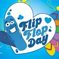 Have a heart, wear a sole this CHOC Flip Flop Day