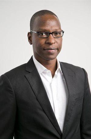 Seydou Kane, managing director for Eaton Africa