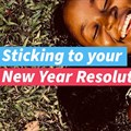Make your new year resolutions stick