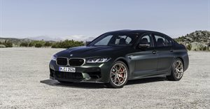 BMW M introduces the M5 CS, its most powerful car